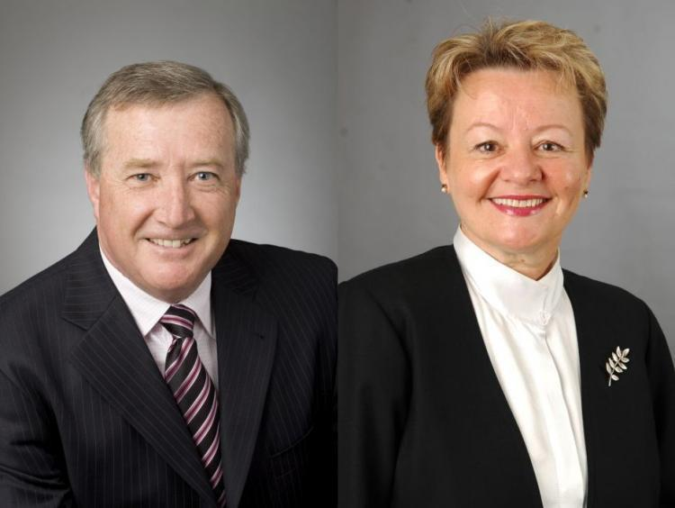 Doug Deeth and Amy-Lynne Williams Recognized in 2019 Lexpert