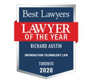 Richard Austin Lawyer of the Year